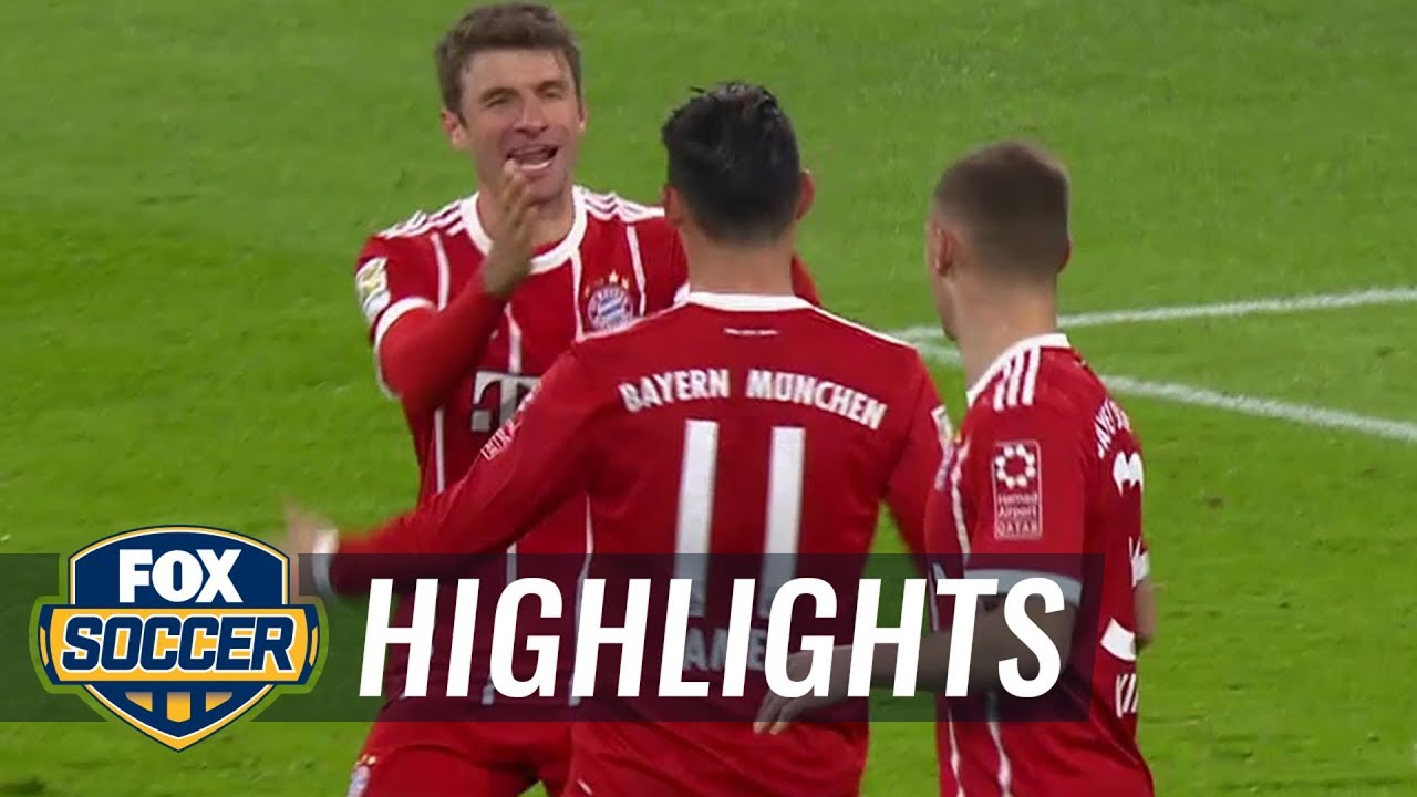 bayern bremen highlights