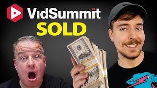 MrBeast Bought VidSummit