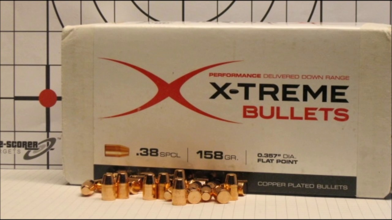 Product Review - X-treme Copper Plated Lead Bullets