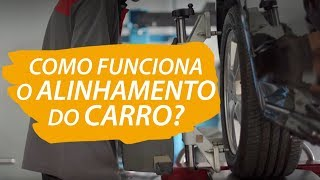 Como funciona o alinhamento do carro? | Calibrada Continental
