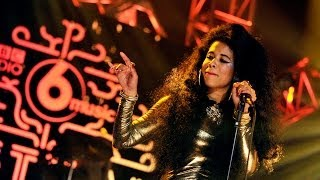 Kelis - Trick me at the 6 Music Festival