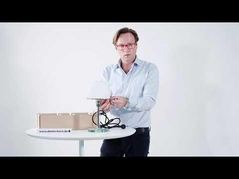 Produktvideo zur Bauhausleuchte