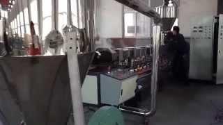 Pe Wood Plastic Composite Granulator Line