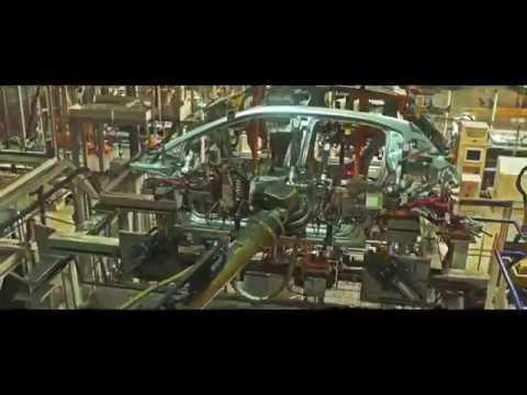 Productie van de nieuwe Citroën C3 - YouTube