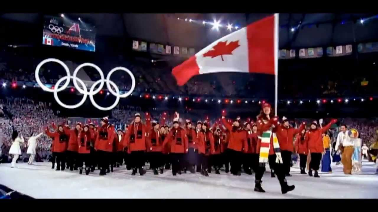 Canada Tribute Montage - Sochi 2014 Winter Olympics - YouTube