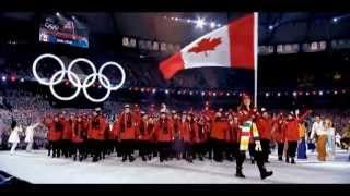 Canada Tribute Montage - Sochi 2014 Winter Olympics