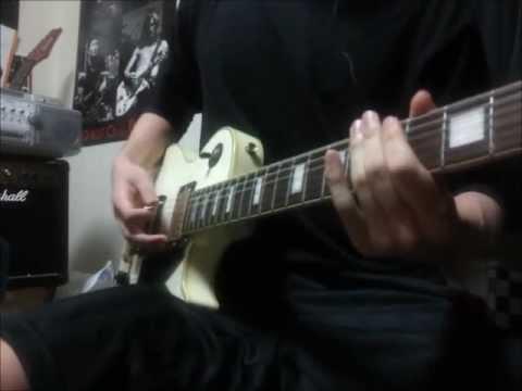 Big Bang - Fantastic Baby 【guitar cover】 - YouTube