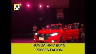 Te contamos los detalles nuevos del Honda HR-V 2019. Por fin añade ...