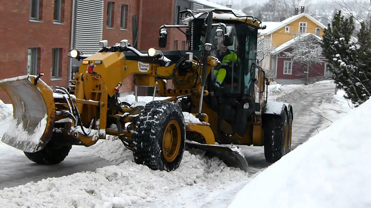 snow machine removal