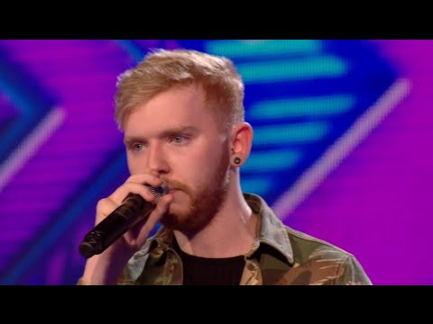 Niall Sexton with Nicole Scherzinger's Run | Six Chair Challenge | The X Factor UK 2016