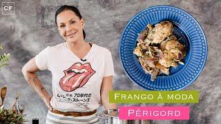 Perigord Chicken - Na Cozinha com Carolina