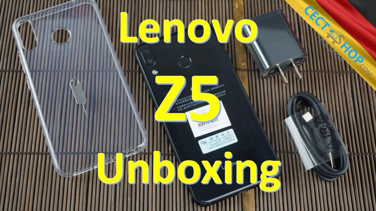 Lenovo Z5 (L78011)