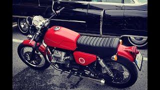 Jawa Tino 750 VTS
