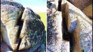 These Massive Megalithic Blocks Of Stones Have Baffled People For Years