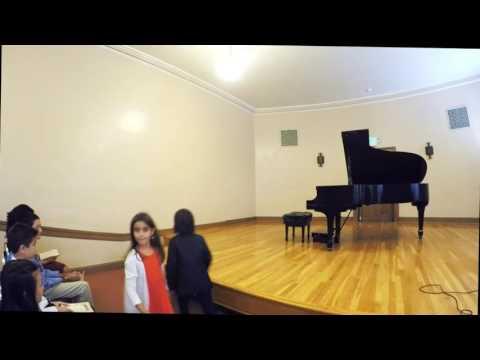 2016 Klavier Piano Recital