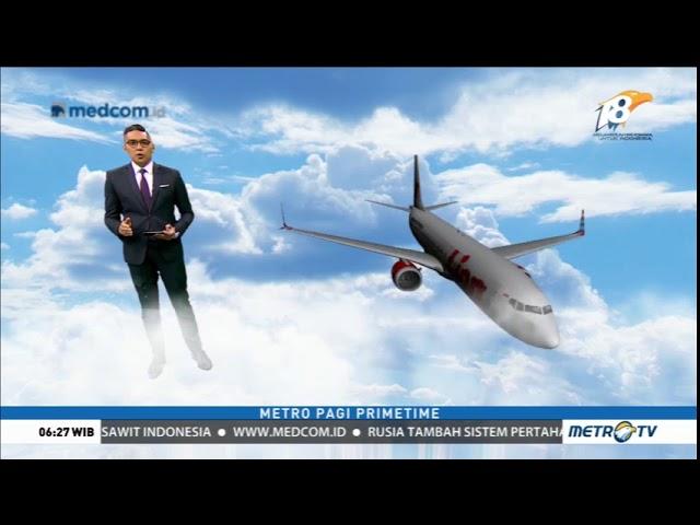Ini Temuan Penting KNKT Penyebab Jatuhnya Lion Air JT610