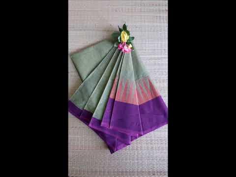 Chettinad 80 count cotton saree - Rs.678