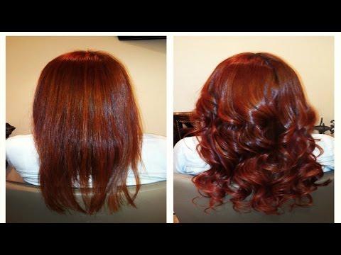 How To Do Make Henna Hair Color At Home  | SuperPrincessjo