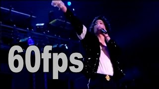 60fps| Michael Jackson - Billie Jean {MSG/30th Anniversary, 2001} 720p/Widescreen