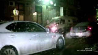 видео Видеорегистратор с антирадаром CONQUEROR GPS 1698H