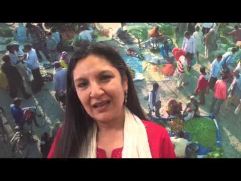 What Farah Naqvi had to say this Women's Day