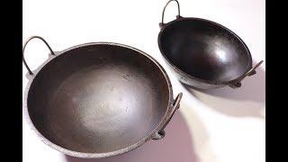 ഇനി ഇത് അറിയില്ല എന്ന് പറയരുത്  ഇരുമ്പ് ചട്ടി മയക്കി എടുക്കുന്നത് /How to Season Iron Pan     Ep 296