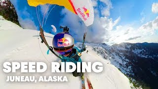 Alaska Speed Riding with Red Bull Air Force | Miles Above 3.0