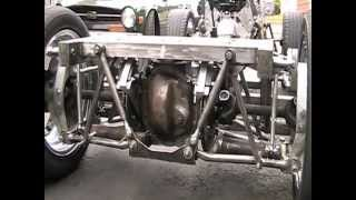 1965 Jaguar E-Type chassis