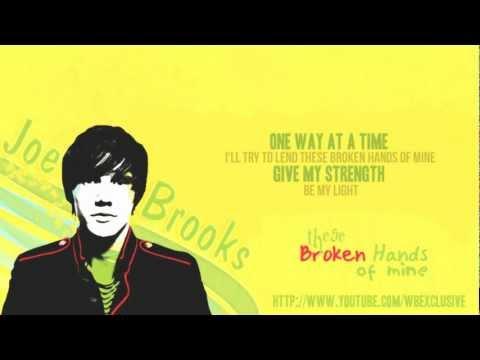 These Broken Hands Of Mine - Joe Brooks With On-screen Lyrics [wbexclusive]