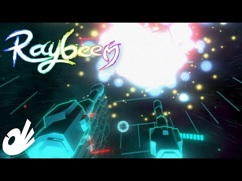 Raybeem - New Space Theme - VR Music Visualizer [Oculus Rift, HTC Vive]