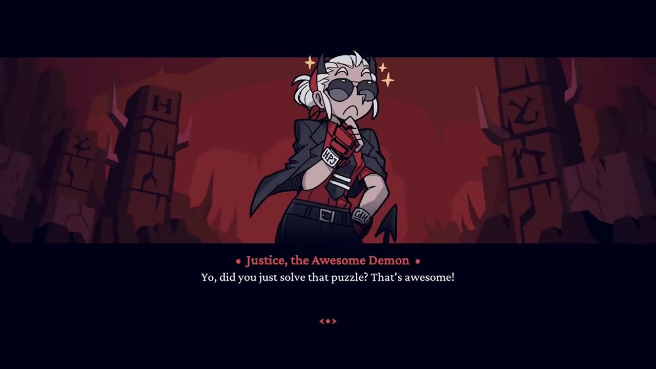 Helltaker - Justice Voice - YouTube