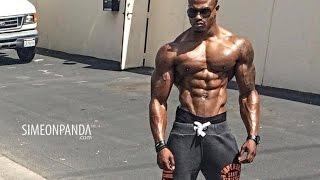 Simeon Panda , бодибилдинг мотивация  HD