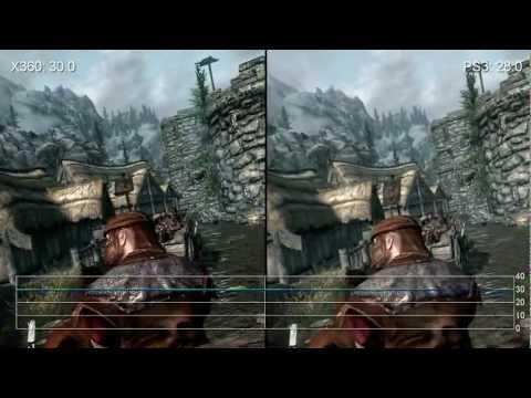 Skyrim Xbox 360/PS3