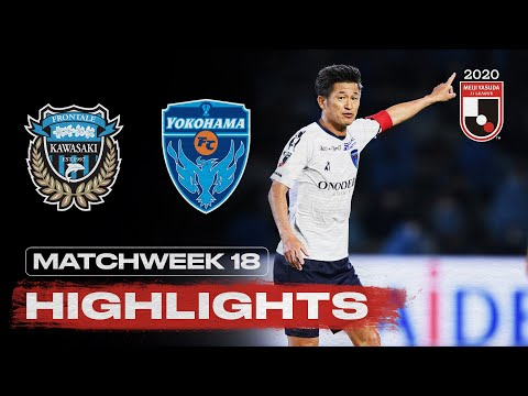 Kawasaki Frontale Yokohama FC Goals And Highlights
