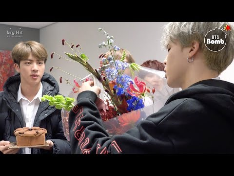 [BANGTAN BOMB] Jimin's Surprise Birthday Party @Amsterdam - BTS (방탄소년단)