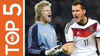 Top 5 German Players Ever!