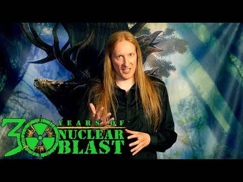 WINTERSUN - The Forest Seasons: Album Artwork (OFFICIAL INTERVIEW)