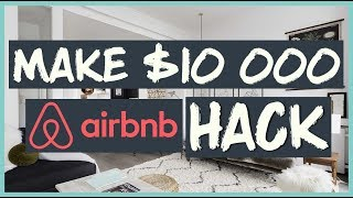 Gambar cover $10 000 HACK with AIRBNB (How to Make Money with Airbnb) 💻🌴