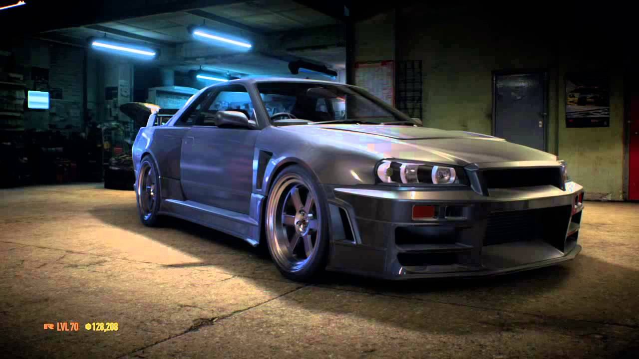 Need for Speed™_2015 Nissan Skyline R32 V-Spec With ...