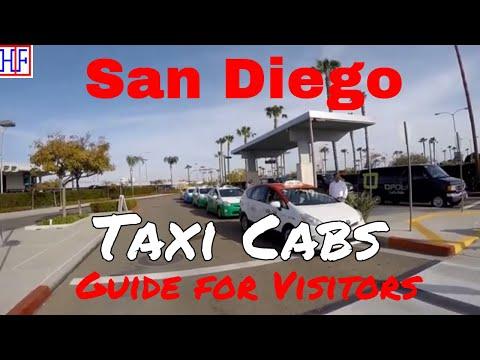 San Diego | Taxi Cabs | Tourist Information | Episode# 3