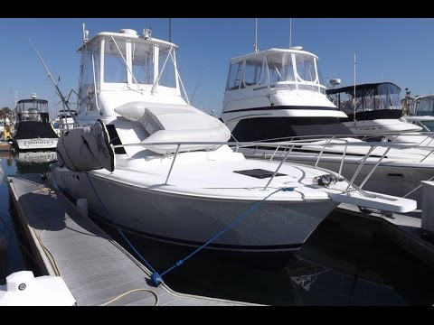[UNAVAILABLE] Used 1995 Luhrs 320 Tournament Sport In Huntington Beach, California