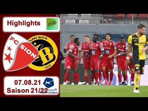 Sion Young Boys Goals And Highlights