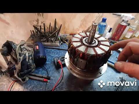BLDC с двумя магнитными роторами,  ещё не  конец (шестая часть)