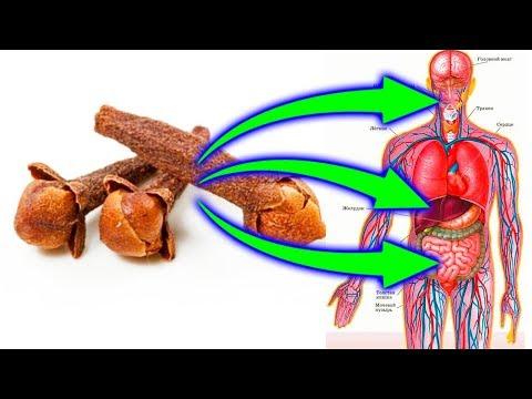 Съедайте 2 бутона гвоздики в день и вот, что случится с вашим организмом! Про здоровье