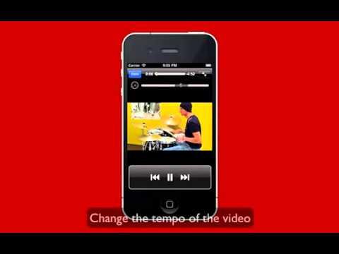 Drum School 2.0 App for iOS