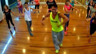Jennifer Lopez - Ni Tú Ni Yo ft. Gente de Zona -choreo-
