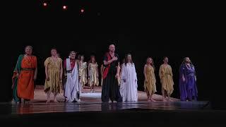 """Смотреть видео Рок-опера """"Иисус Христос - Суперзвезда"""" 29.06.2019 (Санкт-Петербург) Поклоны онлайн"""