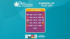 eEURO 2020 Play-off Round - Matchday 1