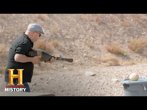 Pawn Stars: The Peg-Leg Gun (Season 14) | History