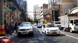 「アドリアティコ通り/Adriatico Street」 動画①(2013年5月)【フィリピン/Philippines